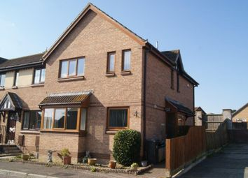 Thumbnail 2 bed end terrace house to rent in Bluebell Close, Seaton