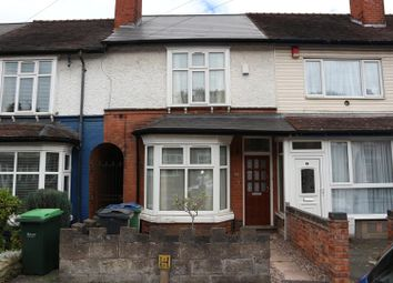 Thumbnail 3 bedroom terraced house to rent in Galton Road, Smethwick