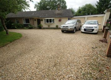 Thumbnail 3 bed bungalow to rent in Cow Lane, Kimpton, Andover