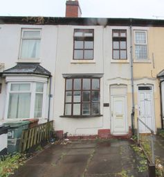 Thumbnail 2 bedroom terraced house for sale in Darlaston Road, Walsall