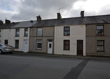 2 bed terraced house for sale in Cambrian Terrace, Porthmadog LL49