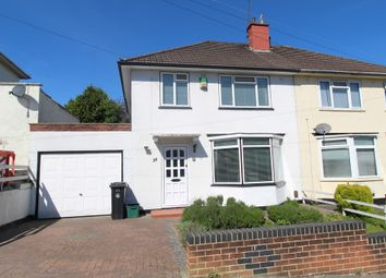 Thumbnail 3 bed semi-detached house for sale in Warmington Road, Whitchurch, Bristol