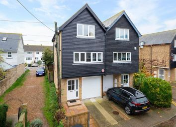 Thumbnail 3 bedroom town house to rent in Daniels Court, Island Wall, Whitstable