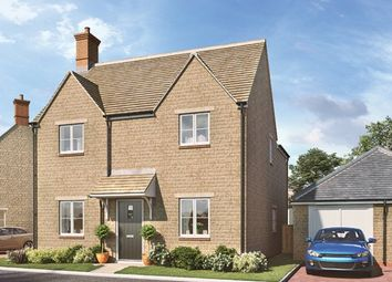 Thumbnail 3 bed detached house for sale in The Ragley, Off Rousham Road, Tackley, Oxfordshire