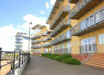 Thumbnail 2 bed flat to rent in Carmichael Avenue, Ingress Park, Greenhithe, Kent