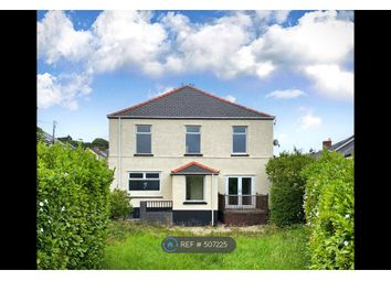 Thumbnail 4 bed detached house to rent in Beaufort Rise, Beaufort, Ebbw Vale