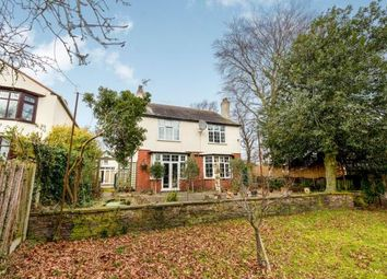 Thumbnail 4 bed detached house for sale in Claremont Road, Nottingham, Nottinghamshire