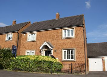 Thumbnail 3 bed detached house for sale in The Thatchers, Swindon