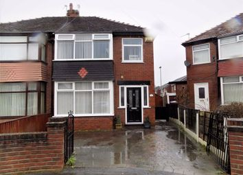 Thumbnail 3 bed semi-detached house for sale in Wentworth Avenue, Abbey Hey, Manchester