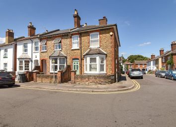 Thumbnail 2 bed end terrace house for sale in Dapdune Road, Guildford