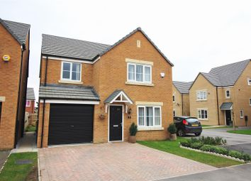 Thumbnail 4 bed detached house for sale in Poplar Place, Whinmoor, Leeds