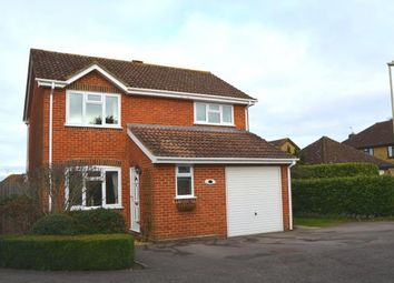 Thumbnail 4 bed detached house for sale in Hook, Hampshire