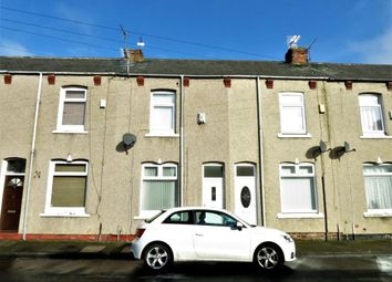 Thumbnail 3 bed terraced house for sale in Cundall Road, Hartlepool, Cleveland