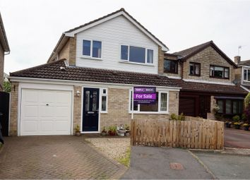 Thumbnail 3 bed detached house for sale in Bryan Close, Darlington