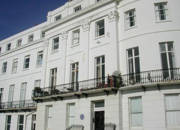 Thumbnail 1 bed flat to rent in Lewes Crescent, Brighton