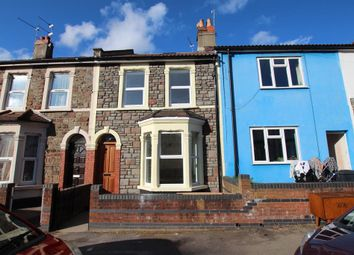 Thumbnail 3 bedroom terraced house for sale in Battersea Road, Easton, Bristol
