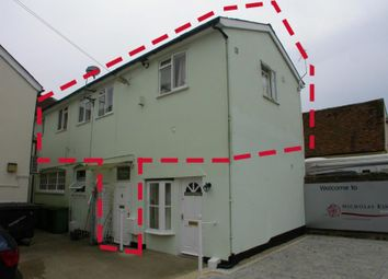 Thumbnail 1 bed flat for sale in Foundry Villa, Foundry House, Hall Street, Long Melford, Sudbury, Suffolk
