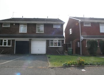 3 bed semi-detached house for sale in Gordon Crescent, Brierley Hill DY5