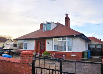 Thumbnail 4 bed detached bungalow for sale in Victoria Road West, Prestatyn