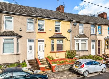 Thumbnail 3 bed terraced house for sale in Bryn Terrace, Llantwit Fardre, Pontypridd