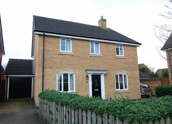Thumbnail 4 bedroom detached house for sale in The Wyvern, Grafham, Huntingdon