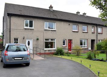 Thumbnail 3 bedroom end terrace house for sale in 62 Shawhill Road, Annan, Dumfries & Galloway
