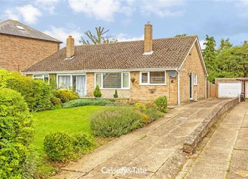 Thumbnail 3 bed semi-detached bungalow for sale in Windmill Avenue, St Albans, Hertfordshire