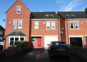 Thumbnail 4 bedroom semi-detached house for sale in Bird Close, Earl Shilton, Leicester