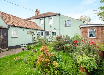 Thumbnail 3 bed cottage for sale in The Street, Dilham, North Walsham