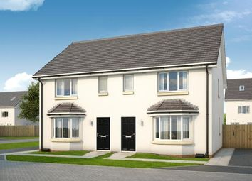 "Thumbnail 3 bedroom property for sale in ""The Buchanan At Lyons Gate"" at Heathfield Road, Ayr"