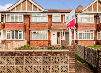 Thumbnail 3 bed terraced house for sale in Boundstone Lane, Sompting, Lancing