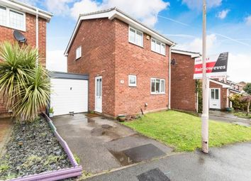 Thumbnail 3 bed detached house for sale in Quines Hill Road, Forest Town, Mansfield, Notitnghamshire