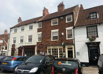 Thumbnail 2 bed flat to rent in Wednesday Market, Beverley