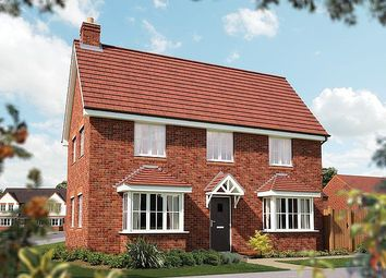 Thumbnail 3 bed detached house to rent in Sparrow Close, Edleston, Nantwich