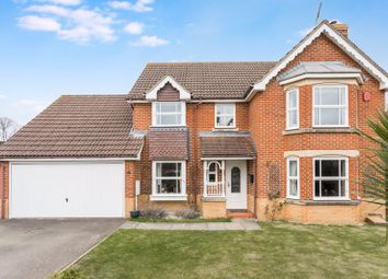 4 bed detached house for sale in Walton Drive, Horsham, West Sussex RH13