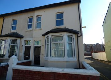 Thumbnail 4 bed end terrace house for sale in Crystal Road, Blackpool