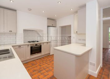 Thumbnail 3 bed terraced house to rent in Southwood Lane, Highgate