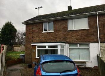 Thumbnail 3 bed semi-detached house to rent in Petersmith Drive, Ollerton, Newark