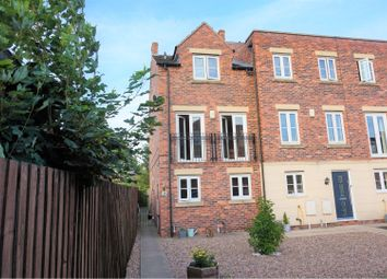 Thumbnail 3 bed end terrace house for sale in Bursar Way, Long Eaton