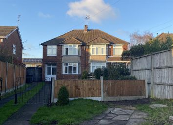 3 bed semi-detached house to rent in High Street, Keresley, Coventry CV6