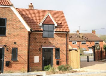 Thumbnail 1 bed semi-detached house to rent in Brewery Place, Daisy Brook, Royal Wootton Bassett SN4 7Gf