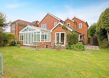 Thumbnail 4 bed detached house to rent in The Old School, Hannington, Tadley