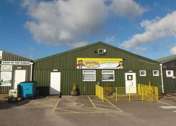 Thumbnail Leisure/hospitality for sale in Northfields Industrial Estate, Brixham