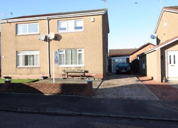 Thumbnail 2 bedroom semi-detached house for sale in St. Serfs Grove, Clackmannan