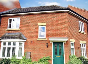Thumbnail 3 bed terraced house for sale in Lancaster Avenue, Watton, Thetford