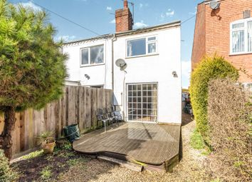 Thumbnail End terrace house for sale in Saunders Street, Worcester