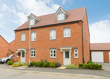 4 bed semi-detached house for sale in Autumn Close, West Bridgford, Nottingham NG2
