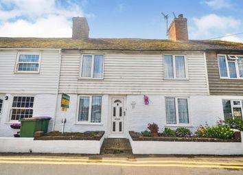 Thumbnail 2 bed terraced house for sale in Mill Road, Dymchurch, Romney Marsh, Kent