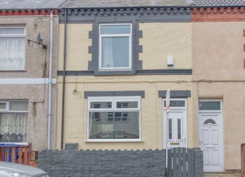 3 bed terraced house for sale in Kings Road, Askern, Doncaster DN6