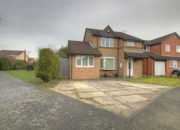 Thumbnail 4 bed terraced house for sale in Swanton Close, Newcastle Upon Tyne